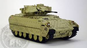 unimax toys. m3a2 bradley cavalry fighting vehicle unimax toys