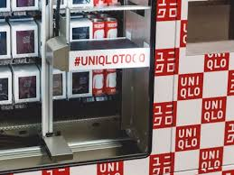 Vending Machines For Sale Uk Enchanting Uniqlo Adds Vending Machines In Some Airports Business Insider
