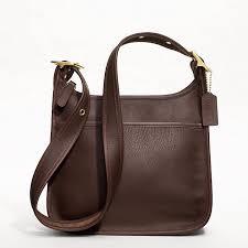 Leather · Coach Coach Classic Legacy Zip Shoulder Bag