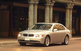 All BMW Models 745i bmw 2004 : 2004 BMW 7 Series - Information and photos - ZombieDrive