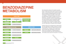 Benzodiazepine Metabolism Cordant Health Solutions