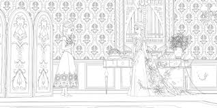 Disney Girls Coloring Book Flowers Special Edition宝島社の公式web