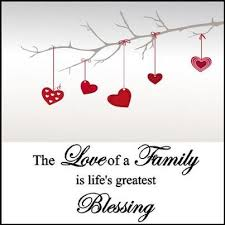 Family Love Quotes New The Love Of A Family Quote Picture