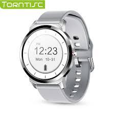 Torntisc Dual Display <b>Smart Watch Men</b> IP68 Waterproof Heart Rate ...