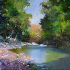 small creek scene new beginners class sold