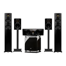 <b>Комплект акустики</b> 5.1 <b>ELAC</b> Carina Satin Black