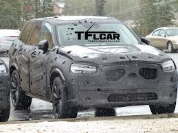 2018 volvo xc60 spy shots. 2015 volvo xc90 prototype in full camo 2018 xc60 spy shots t