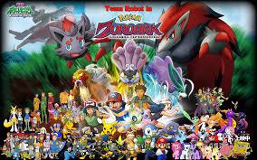 Team Robot in Pokémon: Zoroark: Master of Illusions   Pooh's Adventures  Wiki