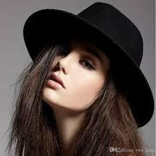 Women\u0027S Fedora Sun Hats Wool Topwear Floppy Jazz Hat Casual Classic Panama Headwear QF For Men Cowgirl From Two_hats, $5.39| DHgate.