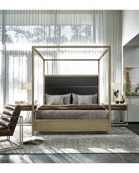 Coast California King Canopy Bed | Neiman Marcus