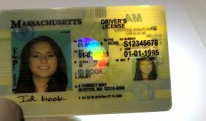 Massachusetts Ids Prices Fake ph 07-24-1995 Old Id Before Buy Dob Scannable Idbook