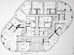 Let's Have a Look at the Floorplan for that Trump Penthouse