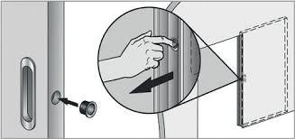 <b>Ручки для раздвижных дверей</b> купе