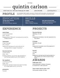 Best Colors On Resume Forbes Template Re Adisagt