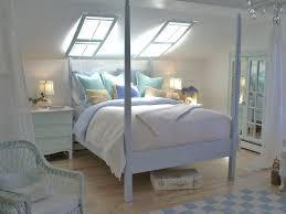 slanted ceiling design for creative bedroom decorating ideas