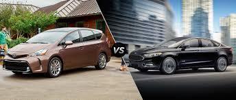 2017 Toyota Prius vs 2017 Ford C-Max