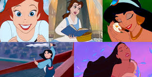 ariel belle jasmine mulan and pocahontas form the group of the renaissance princesses these next five princesses expanded on the initial foundation