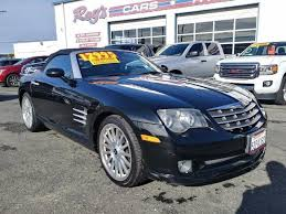 chrysler crossfire srt6. 2005 chrysler crossfire srt6 5 days on market srt6