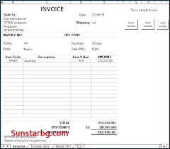 Free Online Invoice Templates Extraordinary Best Template Making Software Vyapam Template Maker Software Free