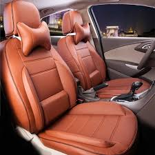 cartailor cover seats for toyota wish car seat cover pu leather