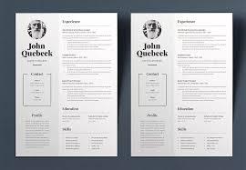 Cool Resume Designs