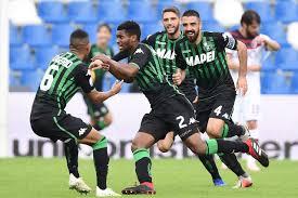 Sassuolo Sampdoria formazioni probabili, rientra Consigli