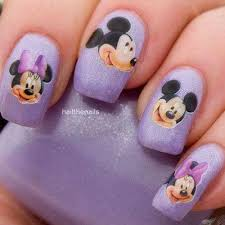 Nehty Mickey Mouse