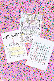 Birthday Cards Design For Kids 30 Handmade Birthday Card Ideas