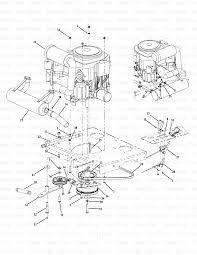 25 hp kohler engine parts diagram elegant cub cadet m60 kh 53ch8ct6050 cub cadet mercial tank m 60