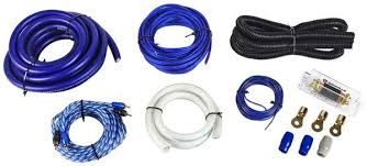 rockville rwk01 0 gauge complete car amp wiring installation wire image 1