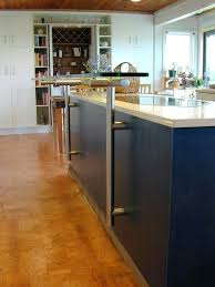 glass countertop supports brackets kitchen island with custom stainless steel offset brackets