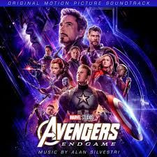 <b>Avengers</b>: <b>Endgame</b> (Original Motion Picture Soundtrack) — Alan ...