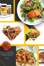 Food Presentation Template Food Presentation Powerpoint Template 67553 Food