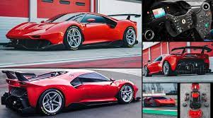 It's a design exercise that ferrari promises can slay any. Ferrari P80 C 2019 Pictures Information Specs