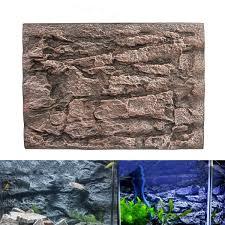 image is loading 3d aquarium foam rock stone fish tank background