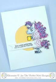 The Rabbit Hole Designs The Rabbit Hole Designs And Simon Says Stamp Rabbit