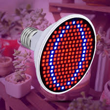 E27 <b>LED Grow Light E14</b> 220V <b>Full</b> Spectrum Lamp GU10 <b>Plant Led</b> ...