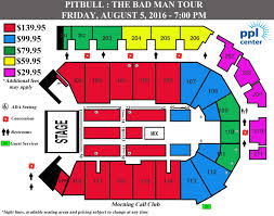 Pitbull The Bad Man Tour With Prince Royce And Special Guest Farruko