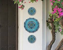 >bathroom wall decor ceramic tile moroccan decor moroccan wall art  bathroom wall decor ceramic tile moroccan decor moroccan wall art moroccan tile ceramic wall art moroccan 1 turquoise 30cm