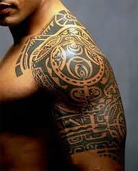 Motiv Tetování Na Rameno 40