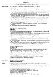fluent in spanish and english resume - product marketing mgr resume samples  velvet jobs