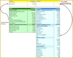 Personal Financial Budget Sheet Personal Finance Spreadsheet Excel Financial Sheets Template