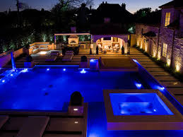 home swimming pools at night. Swimming Pool Layouts Bright And Modern In Intended For Lights Home Pools At Night D