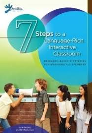 Elps Flip Chart A Handy Book For Academic Language Instruction 7 Steps To A Language Rich Interactive Classroom By John