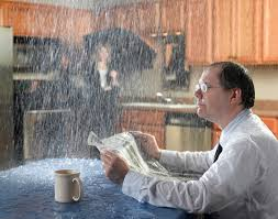 Is Your House Leaking Water - Bathroom leak repair
