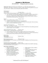 Sample Of Resume For Receptionist Entry Level Medical Receptionist
