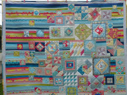 Friday Finish – My very own quilt.   quilts across the aisle & P1060964 Adamdwight.com