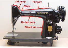 Singer Sewing Machine With Light