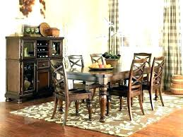 rug under dining table size dining table rug rugs under dining table dining room rugs size