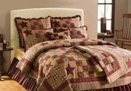 Best King and Queen Size Quilts For Your Bedroom Decor - InfoBarrel & Star Patch King Patchwork Quilt Adamdwight.com